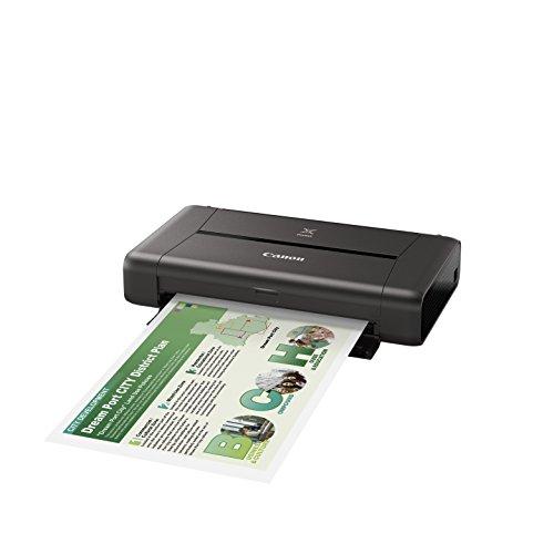Canon Pixma iP110 Mobiler Tintenstrahldrucker - 5
