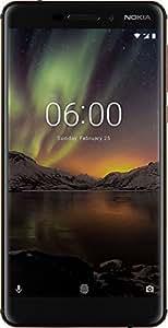 Nokia 6.1 (Black-Copper, 3GB RAM, 32GB Storage)