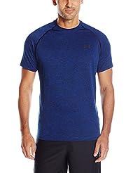 Under Armour Ua Tech Ss Tee Herren Fitness - T-shirts & Tanks, Blau (Royal Blue), Gr. M