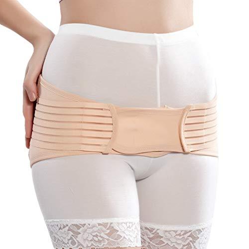 Chenqi Postparto Apoyo Cintura de recuperación/Pelvis Cinturón Fajas postnatales Durable