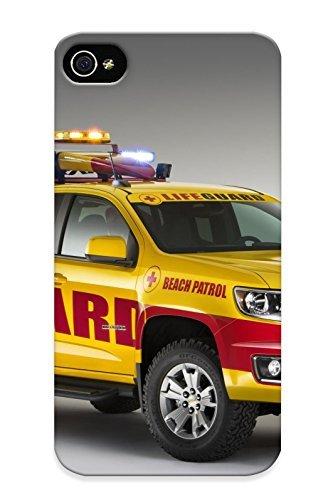 elizabethshelly-high-grade-flexible-tpu-case-for-iphone-4-4s-2013-chevrolet-colorado-beach-patrol-sh