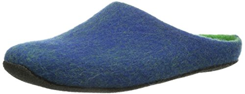 MagicFelt JU 720 Unisex-Erwachsene Pantoffeln Blau (lagoon 4831)