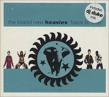 Brand New Back To Love - Back to Love [CD 2] [UK