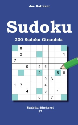 Price comparison product image Sudoku 200 Sudoku Girandola: Sudoku-Bücherei 17