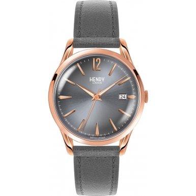 Henry London Herren-Armbanduhr HL39-S-0120