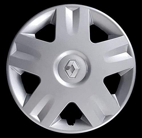 Generico Renault Clio dal 2001 Quattro (4) COPRICERCHIO BORCHIA 5721/4 Diametro 14' Nuovo