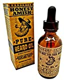 Honest Amish - Pure Beard Oil - 2 Ounce - Fragrance Free by Honest Amish