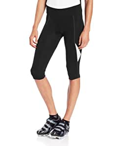 PEARL iZUMi Sugar Women's 3/4-Length Tights Cycling Black black / white Size:S