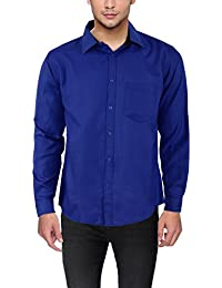 Stylish Shirts For Men By Mark Pollo London (Blue)