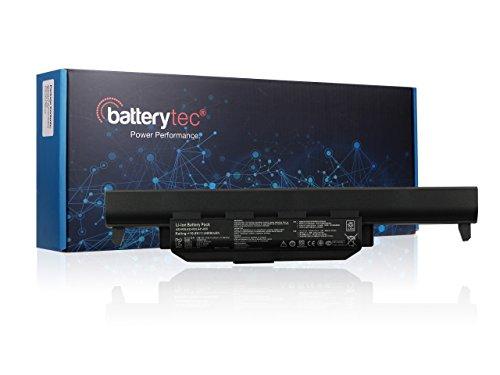 Original Batterytec® Laptop-Batterie für ASUS A32-K55 A33-K55 A41-K55 A45 A55 A75 F45 F55 F75 K45 K55 K75 R400 R403 R500 R503 R700 R704 U57 X45.[10.8V 4400mAh 12 Monate Herstellergarantie]