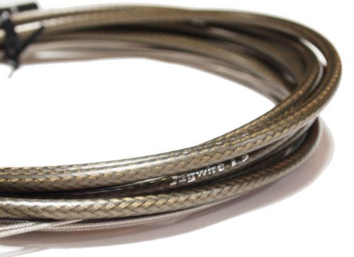 Jagwire Bremsleitungsset Bremsleitungsset Hyflow 3000mm, carbon silber, 18008391