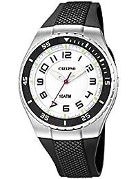 Calypso watches - K6063/3 - Montre Garçon - Quartz Analogique - Bracelet Plastique Noir