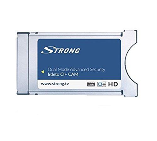 """STRONG IRDETO CAM CI+ ORF Modul für den Betrieb von Smartcards mit IRDETO-Verschlüsselung [geeignet beispielsweise für HD Austria, ORF Digital, ORF """"ICE"""" Smartcard]"""