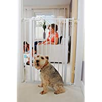 Best Pet Gate Bettacare Pet Gate Extra High 104cm for dogs & children