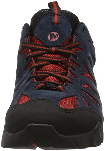 Merrell Capra Gtx, Scarpe da Escursionismo Uomo Blu (NavyNavy)