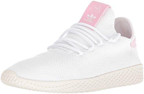 adidas Frauen Tennis Low & Mid Tops Schnuersenkel Tennisschuhe Weiss Groesse 10 - Los Damen Angeles Weiß Adidas