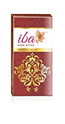 Iba Halal Care Pure Attar Arabian Oudh, 10ml