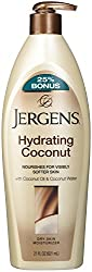 Jergens Hydrating Coconut Moisturizer 621 ml