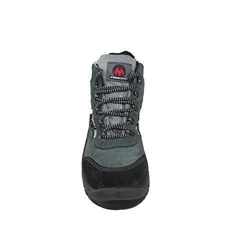Aimont palaos s1P sRC chaussures de travail chaussures chaussures berufsschuhe businessschuhe (vert) Vert - Vert