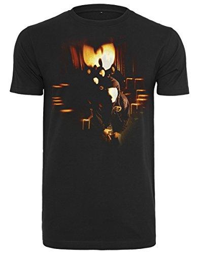 Wu Wear Masque Thé T-shirt M noir