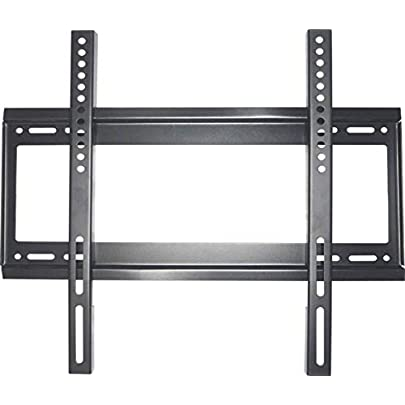 RISSACHI Wall Mount Stand 26  to 55  inch Bracket Fixed TV Mount