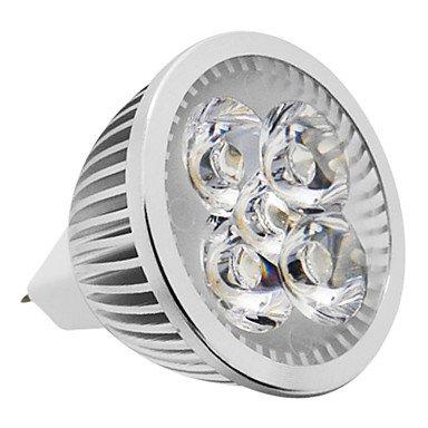Die Glühbirne, MR16 (GU5.3) 10W 700Lm 3000K warmes weißes Licht LED-Spot-Birne (12V) ersetzen 50W-60W Halogen Licht ( Farbe : Warmes Weiß )