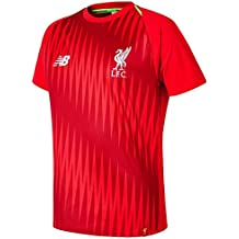 New Balance 2018-2019 Liverpool Elite Training Matchday Jersey (Red) - Kids