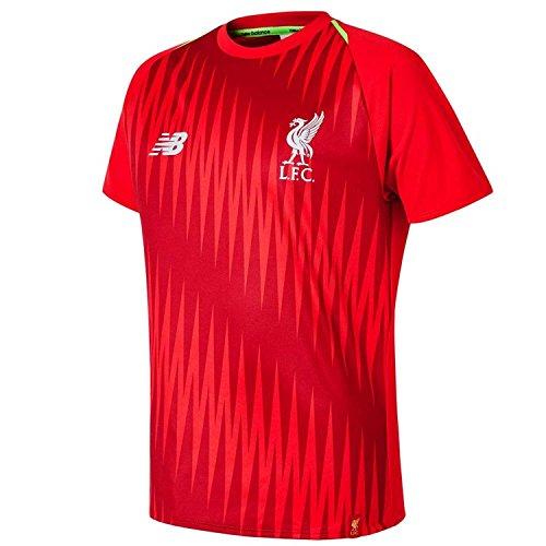 New Balance 2018-2019 Liverpool Elite Training Matchday Jersey (Red) - Kids