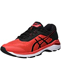 ASICS Men's Gt-2000 6 Running Shoes Black