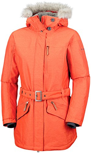 Columbia Carson Pass™ Ii Jacket Hot Pepper S