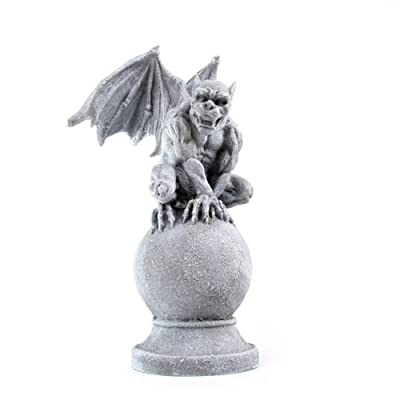 Garden Gargoyle on Ball