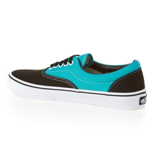 Vans  Era, baskets - skateboard mixte adulte Black
