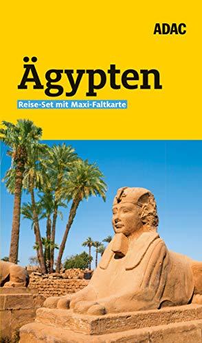 ADAC Reiseführer plus Ägypten: mit Maxi-Faltkarte zum Herausnehmen -