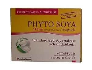 Arkopharma Phyto Soya Single Potency 60 Capsules