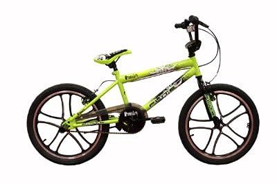 Flite Panic Mag Boys BMX Bike - Green from Flite
