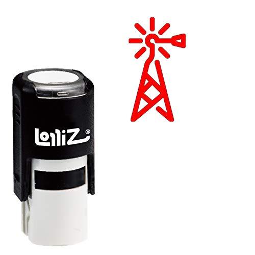Serie Generatoren (LolliZ Modern Symbol Series - Generator Self-Inking Rubber Stamp)