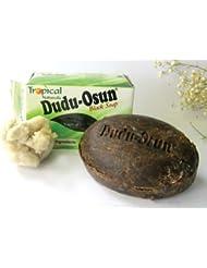 dudu-osun 100% Pure African Black Soap by dudu-osun Beauty (English Manual)