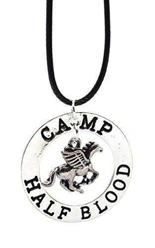 Das letzte Olympische Lager Halbblut Percy Jackson Pegasus Zeus Halbes Blut Halskette