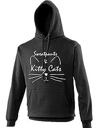 Sweatpants & Kitty Cats Novelty Hoodie