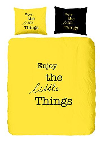 good-morning-lit-simple-en-coton-enjoy-the-little-things-housse-de-couette-jaune