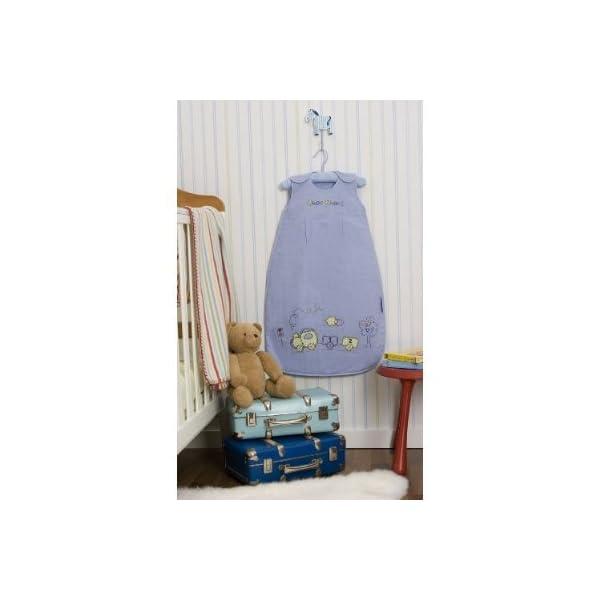 /6/a/ños Saco de repetici/ón Saco de dormir infantil para todo el a/ño Uso 2.5/tog en azul para ni/ño/ /Tren de/ /130/cm//3/