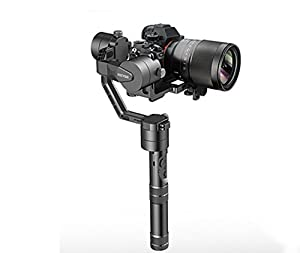 Zhiyun Crane 3 axle Handheld Stabilizer 3-axis gimbal for DSLR Canon Cameras Support 1.8KG from Zhiyun
