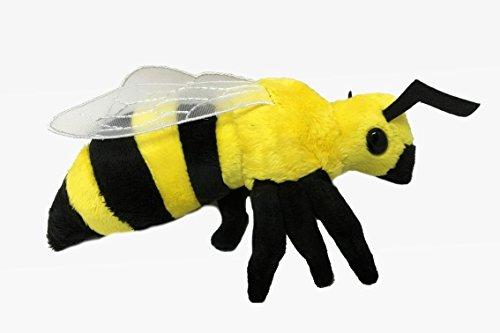 Wespe 21 cm, Plüschtiere Kuscheltiere Stofftiere Wespen, Biene Bienen