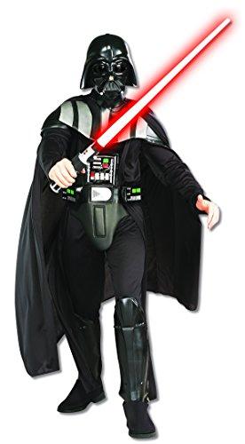 Rubie 's Offizielles Star Wars Darth Vader Deluxe Kostüm Erwachsene XL ()