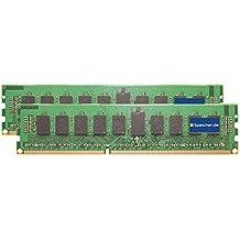 2GB (2x1GB) Kit módulo para HP ProLiant ML350 G4p DDR2 RDIMM 400MHz PC2-3200P