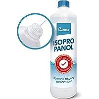 Alcool Isopropilico Puro al 99.9% Isopropanolo Detergente - IPA 750ml per la pulizia