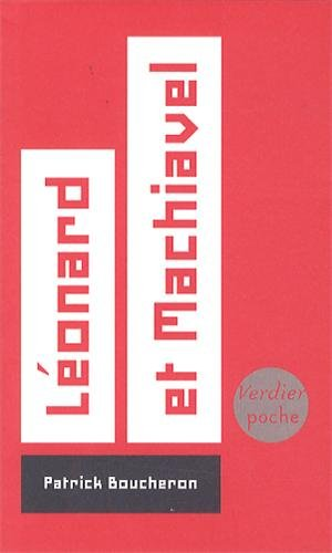 Léonard et Machiavel