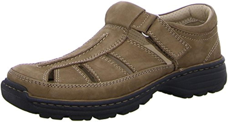 Sandales beiges - 44, Beige  Zapatos de moda en línea Obtenga el mejor descuento de venta caliente-Descuento más grande