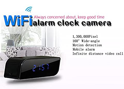 Wireless Alarm Clock [ iPhone/Android Monitoring ] Wide Angle IR Night Vision HD 720P Wifi/IP Video Camera / High Resolution Hidden Surveillance Security Cam CCTV Nanny Spycam Home Micro Minicam Spycams Secret Button Spycamera Covert Digital Smallest Pinhole Microphone Recorder Recording USB Mini Little Tiny Professional High Quality Spypen Caméras de Spycameras DVR Spi Wearable Miniature Portable House Voice Audio Picture Photo Definition High Def Hi Pocket Handheld Action Flip Pro Cool Videokamera Compact Movie Videocam Videocamera Flipcam Spypen Invisible Device Spyshop System Stuff Tool Latest Newest Men's Electronic Tech Coolest Spygear Gadjet Geek USB Gagets Gadjets Smallest Office Gadets