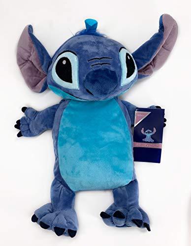Disney Stitch Wärmeflasche Hot Water Bottle Stitch Figur 40 cm